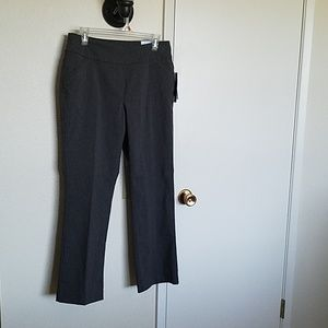 NWT gray petite trousers from Dillards